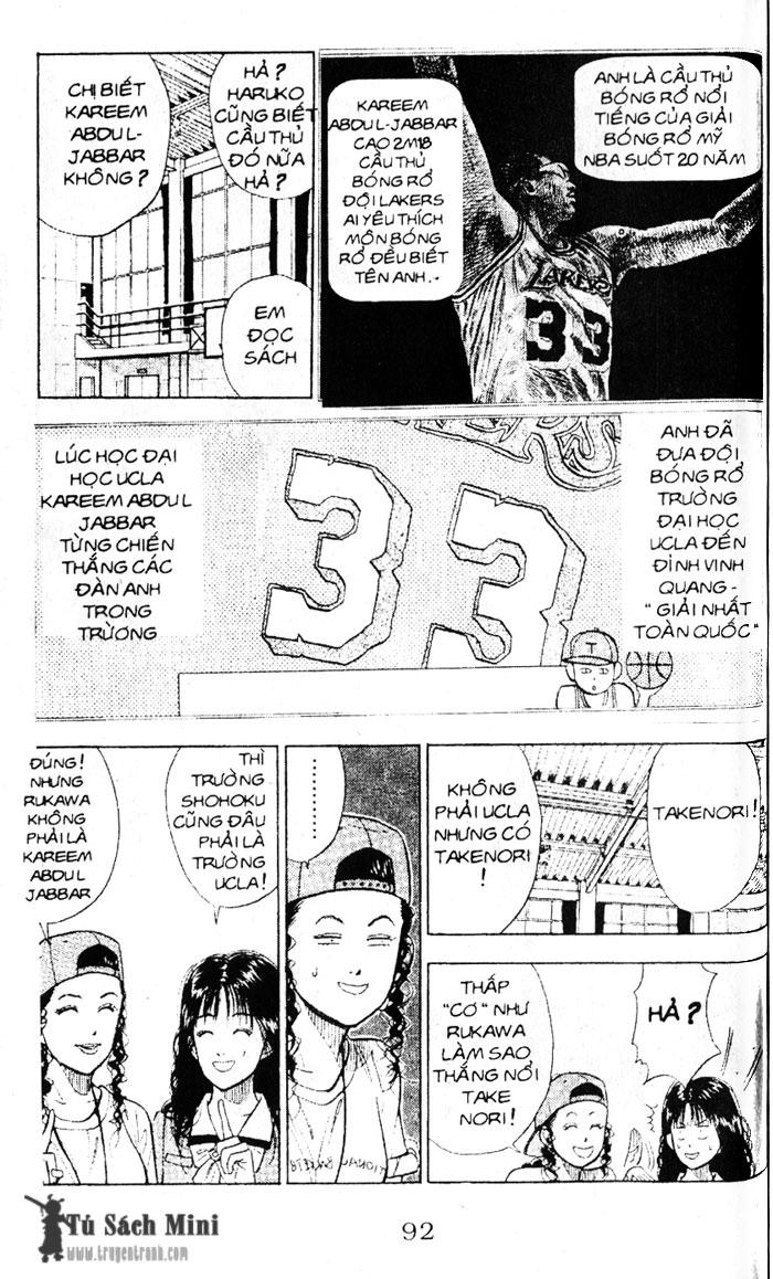Slam Dunk chap 12 trang 8