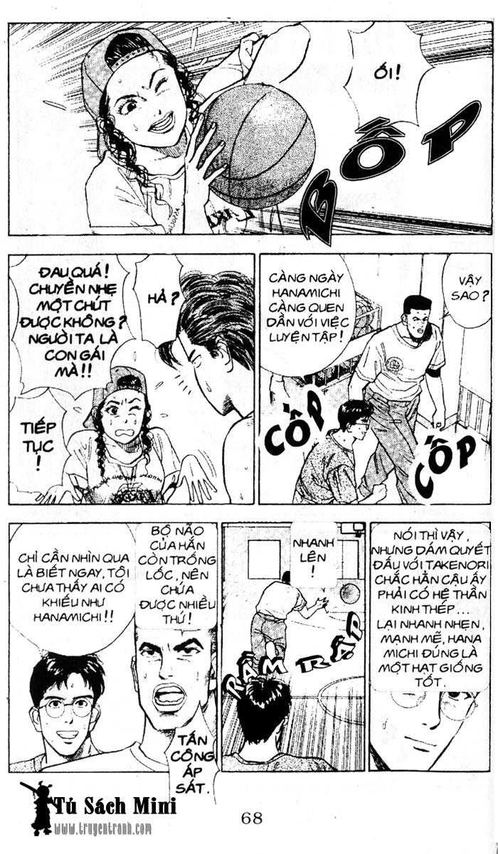 Slam Dunk chap 11 trang 3
