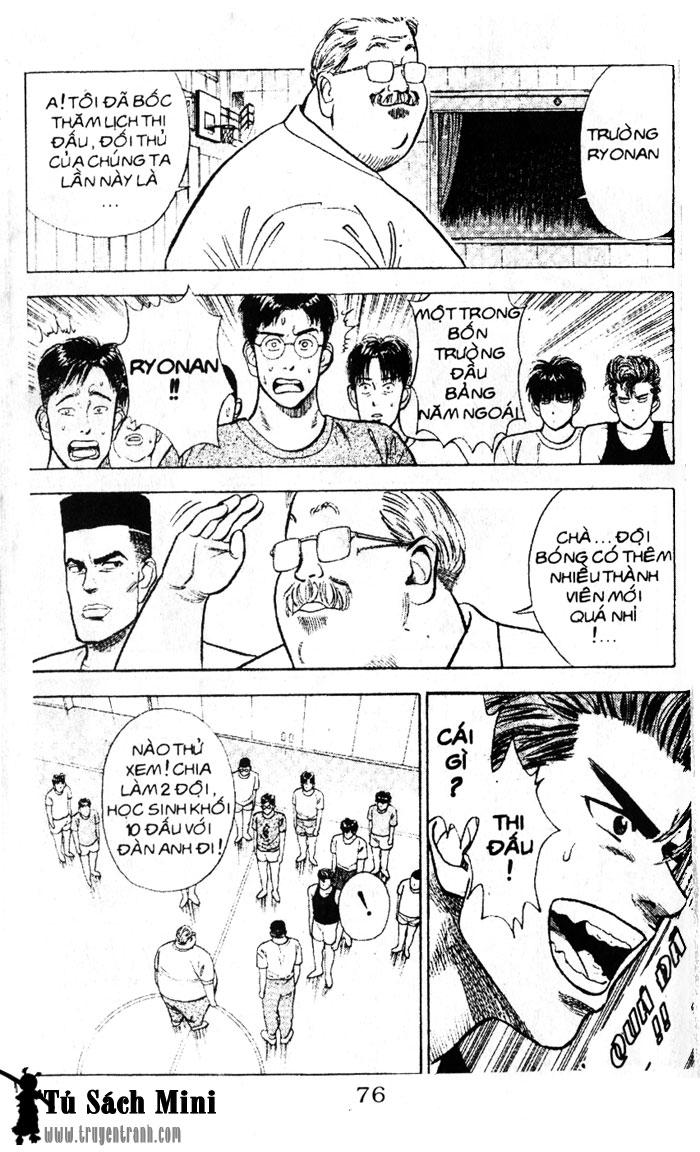 Slam Dunk chap 11 trang 11