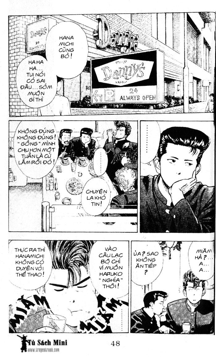 Slam Dunk chap 10 trang 4