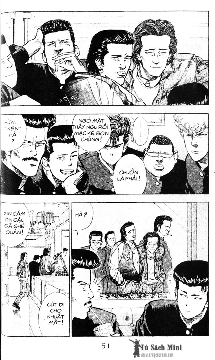 Slam Dunk chap 10 trang 7