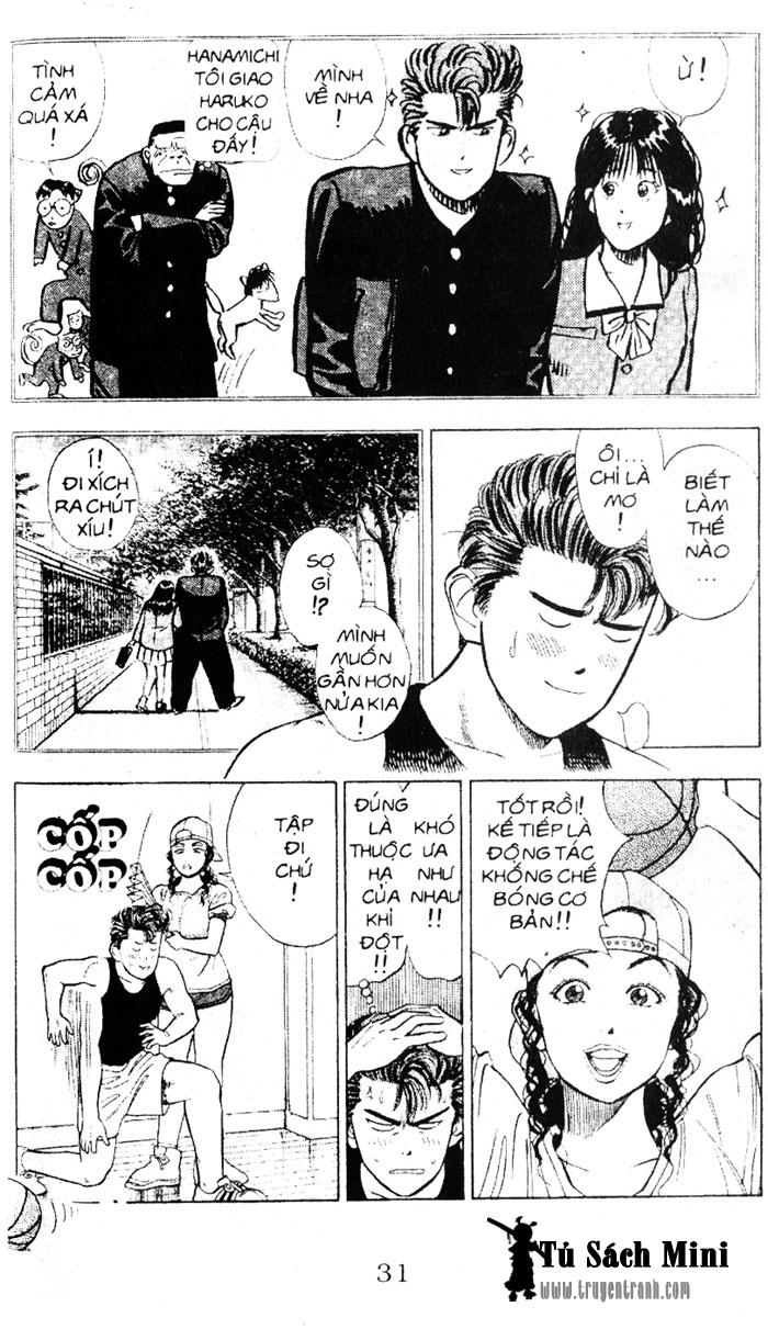 Slam Dunk chap 9 trang 7