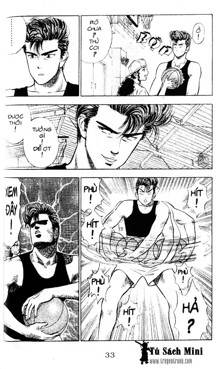 Slam Dunk chap 9 trang 9