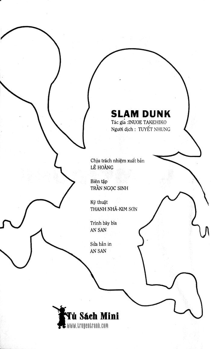 Slam Dunk chap 8 trang 5
