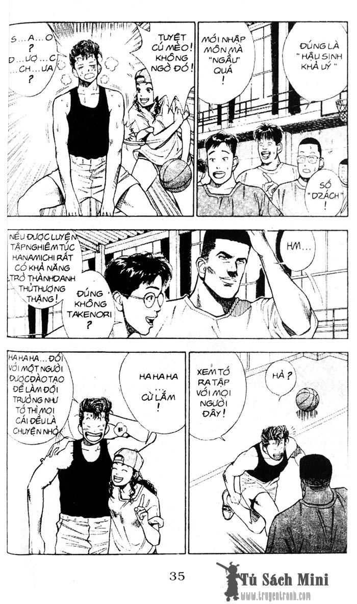 Slam Dunk chap 9 trang 11