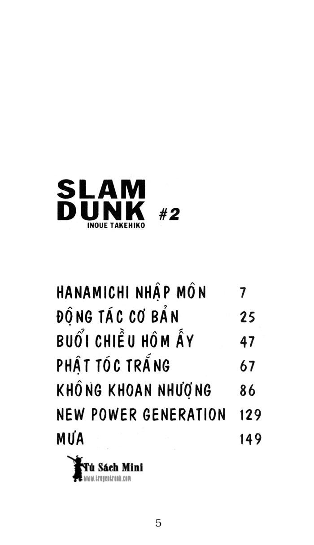Slam Dunk chap 8 trang 6