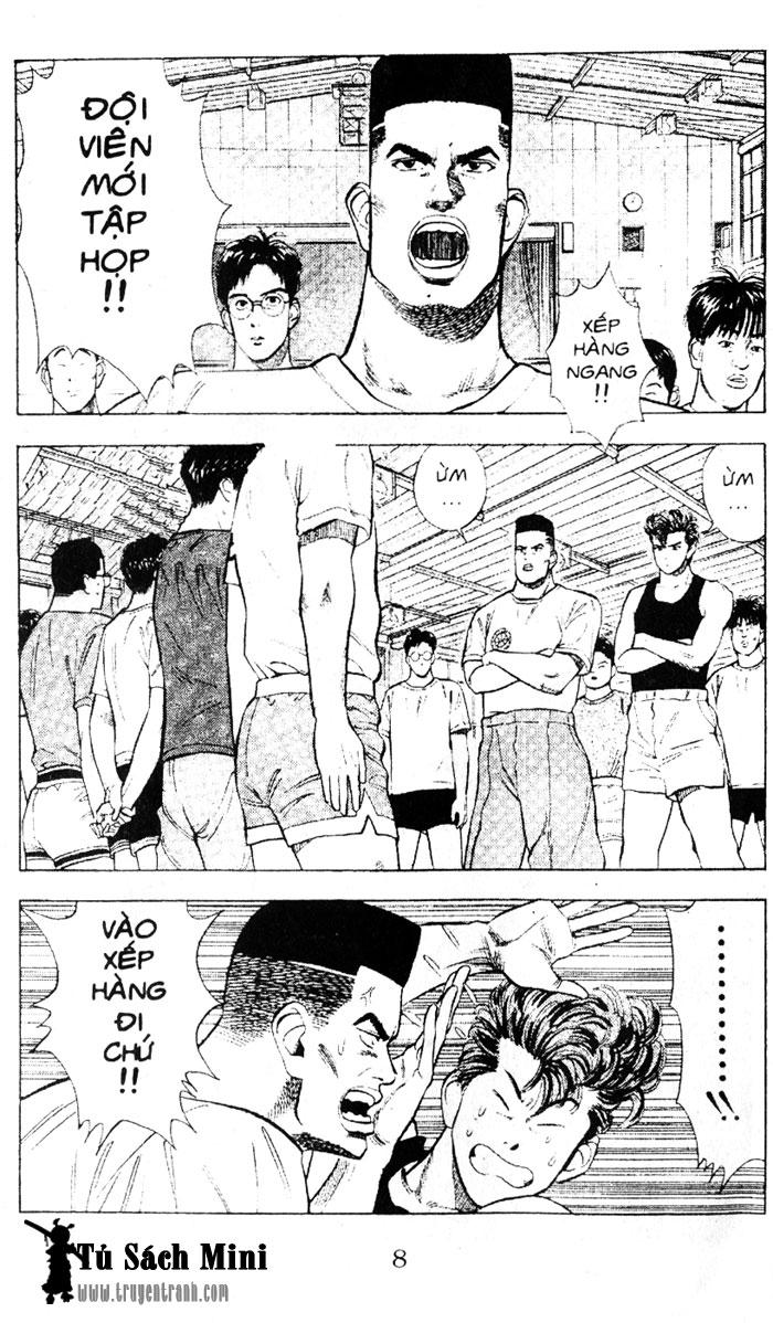 Slam Dunk chap 8 trang 9