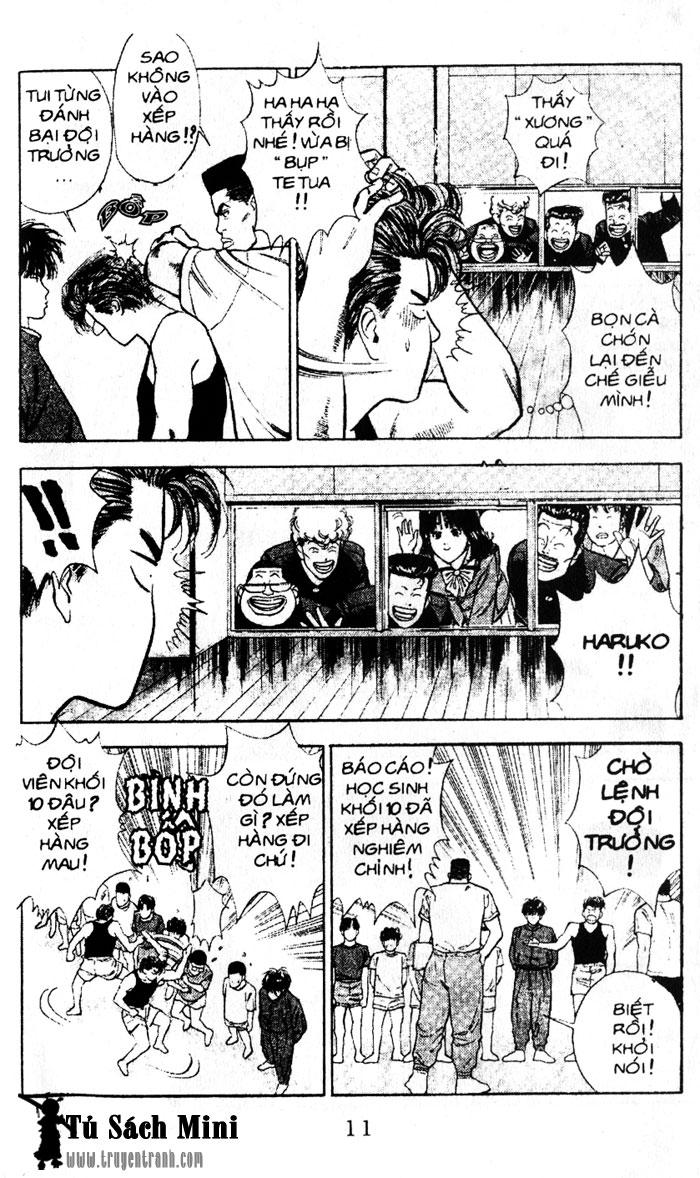 Slam Dunk chap 8 trang 12