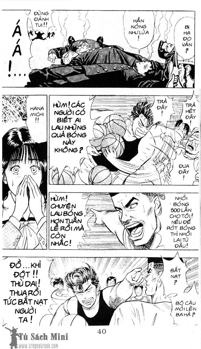 Slam Dunk chap 9 trang 16