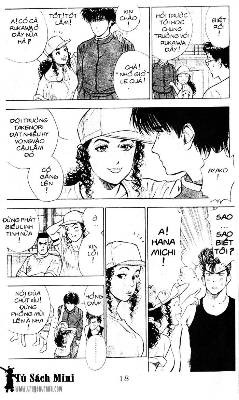 Slam Dunk chap 8 trang 19