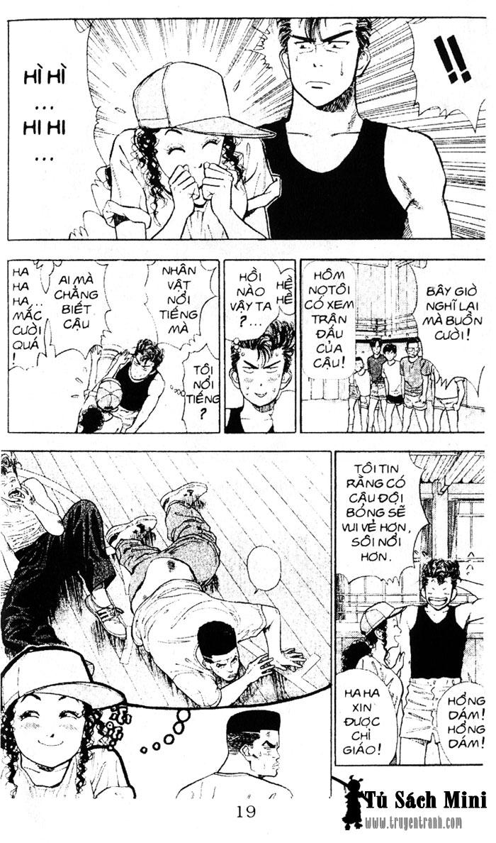 Slam Dunk chap 8 trang 20