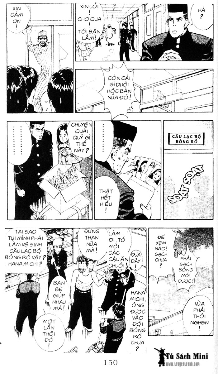 Slam Dunk chap 7 trang 9