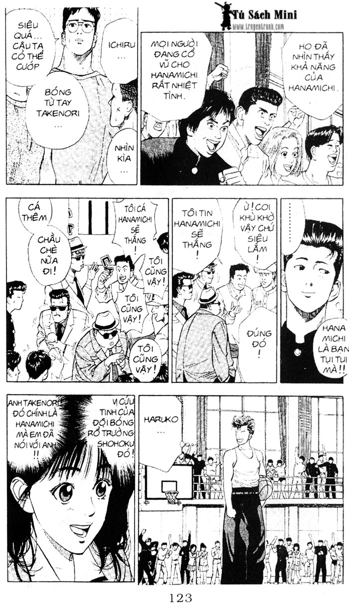 Slam Dunk chap 6 trang 3