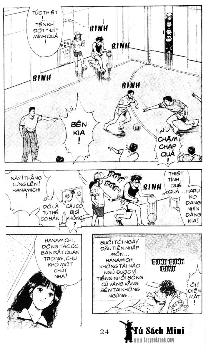 Slam Dunk chap 8 trang 25