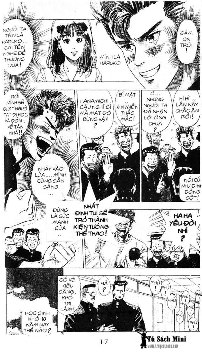 Slam Dunk chap 1 trang 18