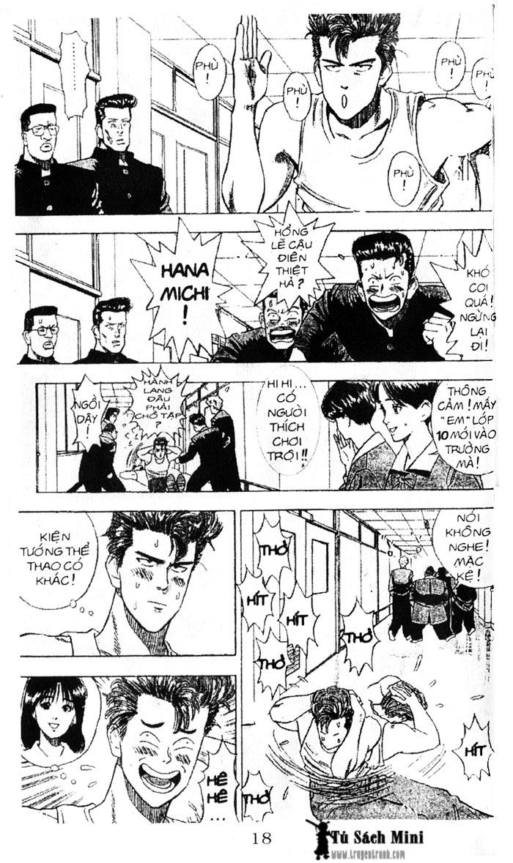 Slam Dunk chap 1 trang 19