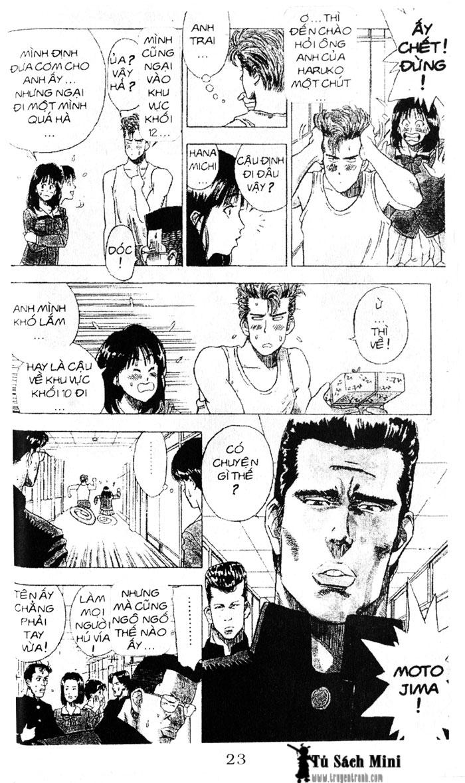 Slam Dunk chap 1 trang 24
