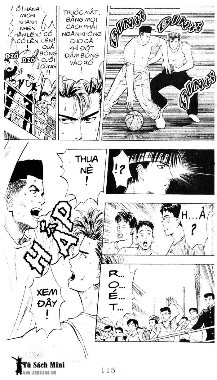 Slam Dunk chap 5 trang 15