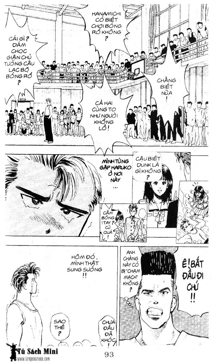 Slam Dunk chap 4 trang 13