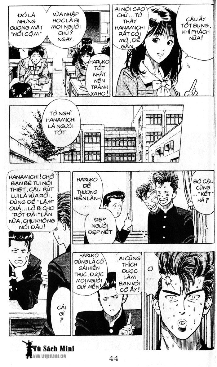 Slam Dunk chap 2 trang 6