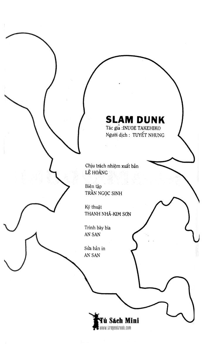 Slam Dunk chap 1 trang 5