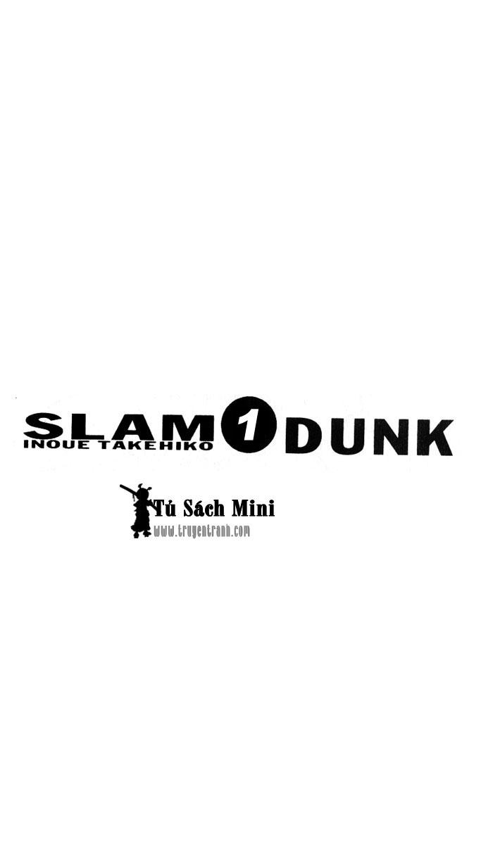 Slam Dunk chap 1 trang 4