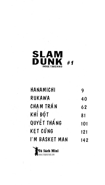 Slam Dunk chap 1 trang 6