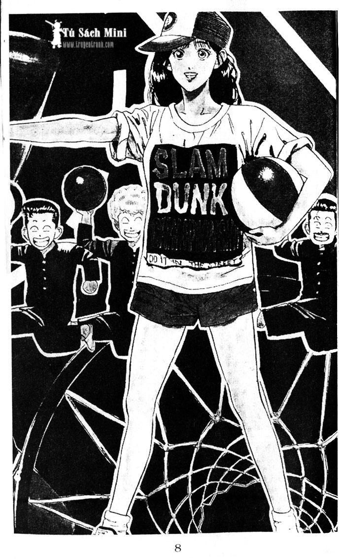 Slam Dunk chap 1 trang 9