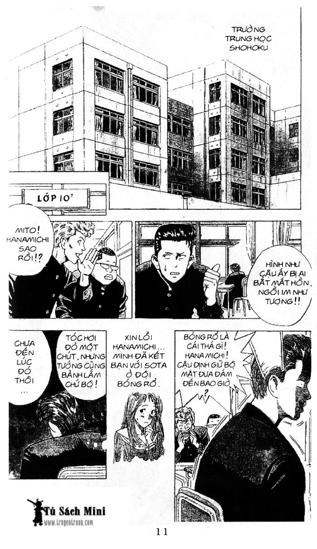 Slam Dunk chap 1 trang 12