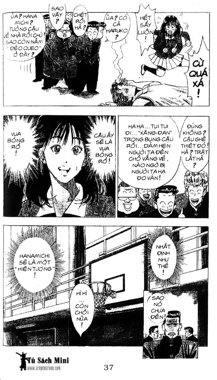 Slam Dunk chap 1 trang 36