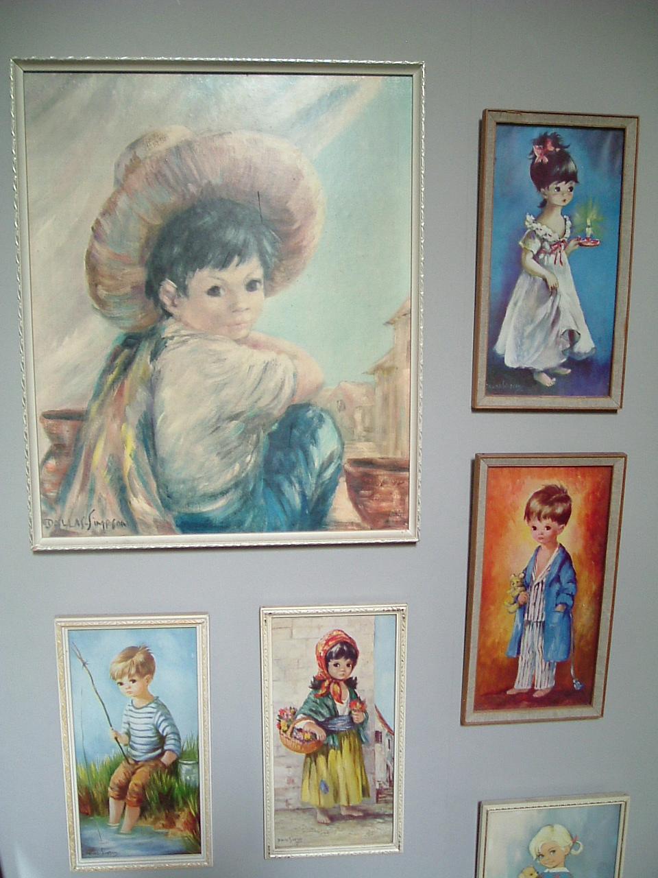 Vintage Vixen Ugly Art