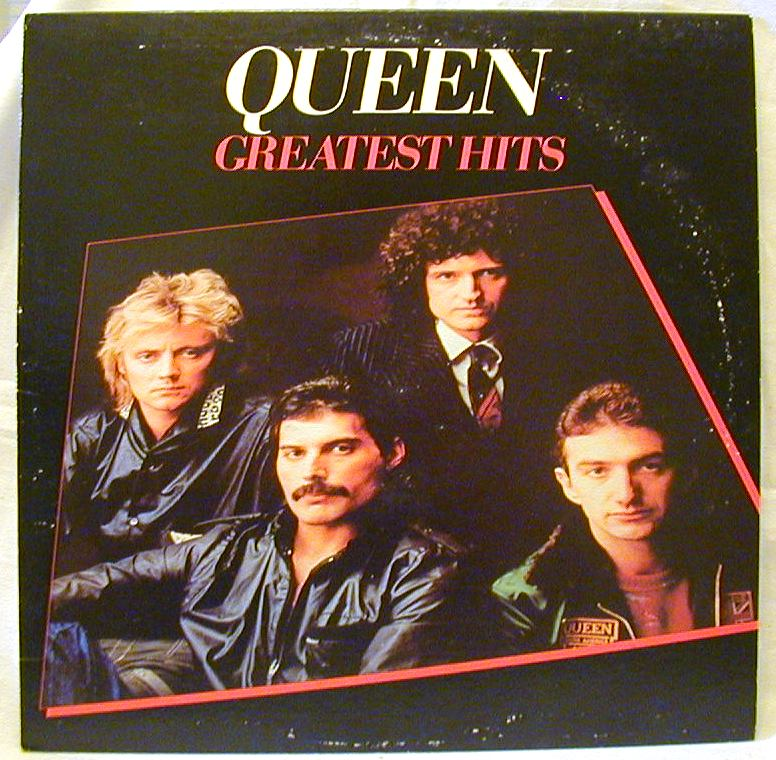 """FastEddie's Wax Museum: Queen: """"Greatest Hits"""""""