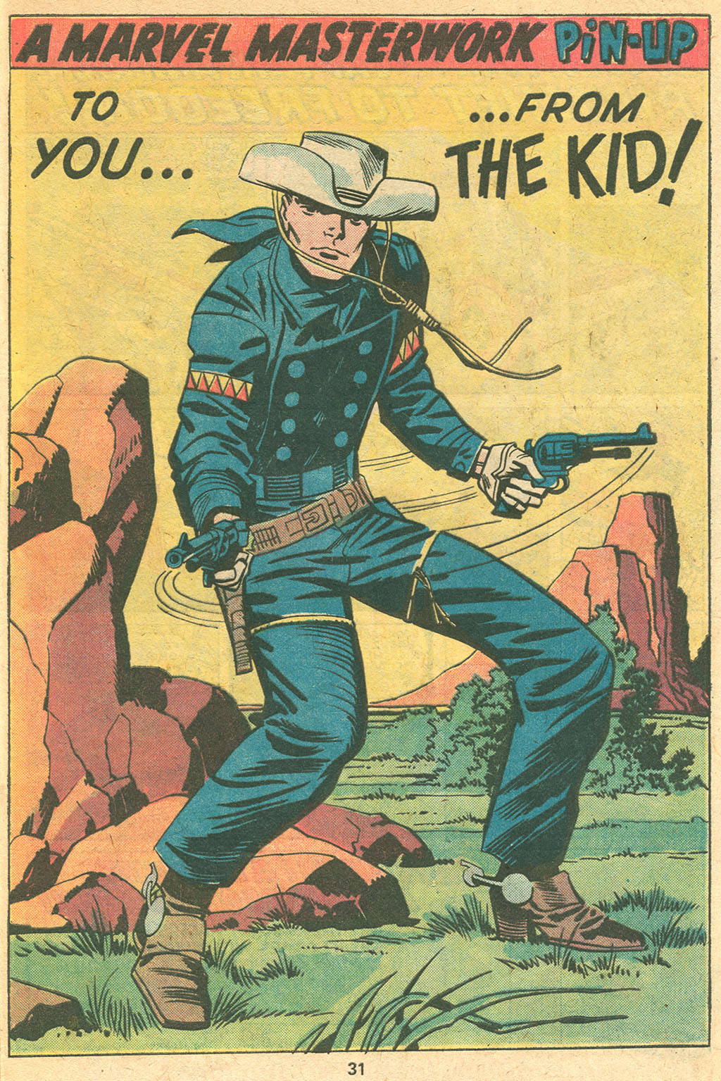 The Rawhide Kid (1955) issue 137 - Page 33