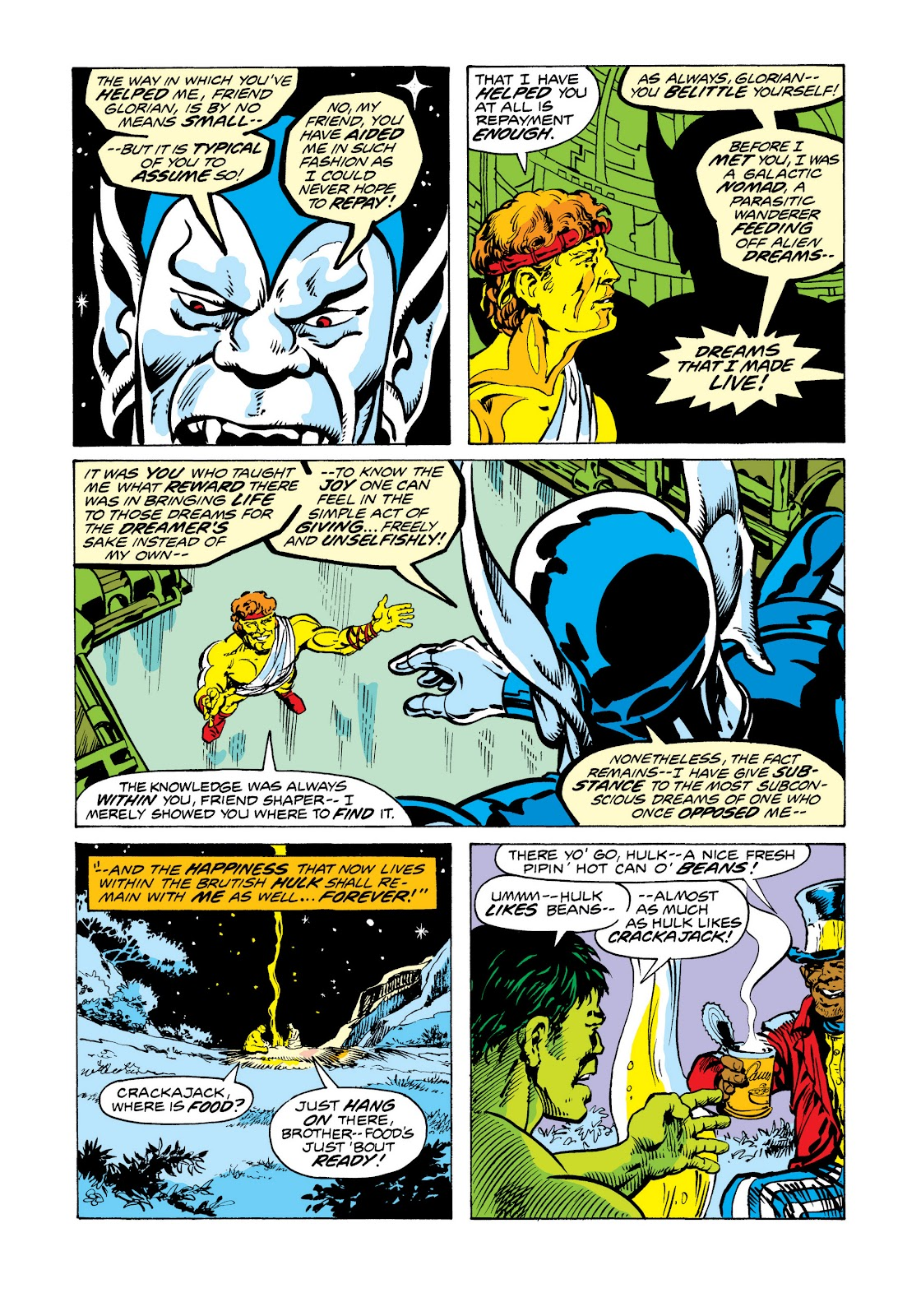 Read online Marvel Masterworks: The Incredible Hulk comic -  Issue # TPB 11 (Part 2) - 31