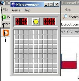 Top of Texas Gazette: Minesweeper Cheat