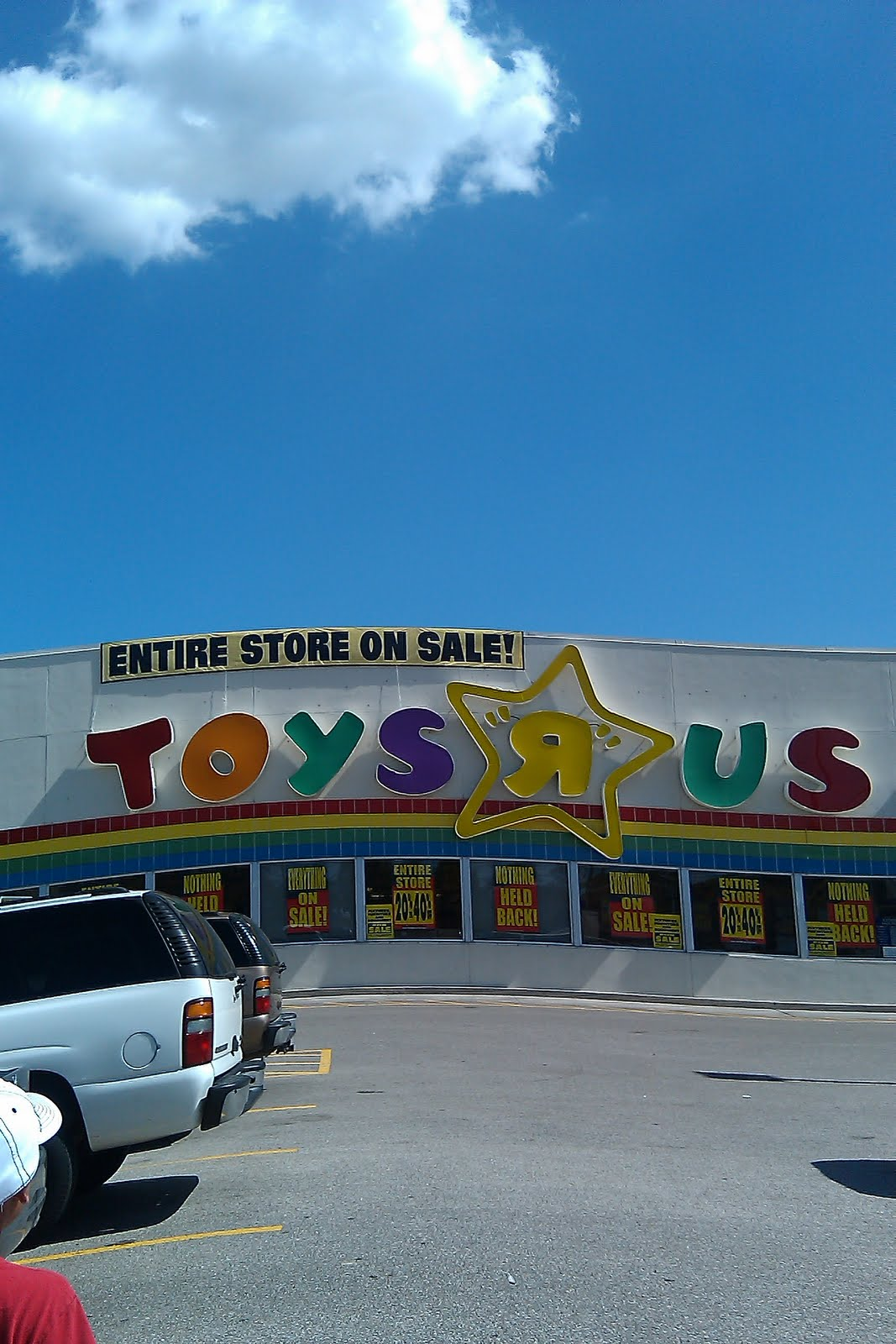 The Louisiana And Texas Retail Blogspot Toys R Us Liquidation Fm