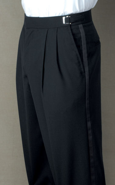 Perfect Gentleman A Case For Pleats