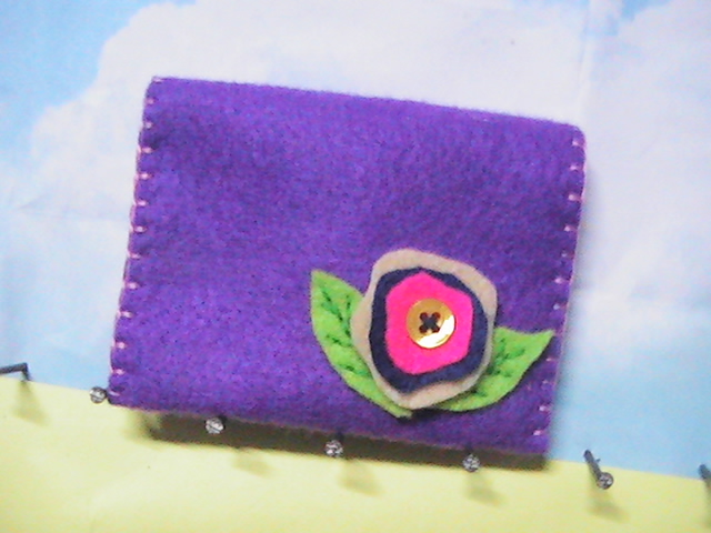 Mini Purse FLower..