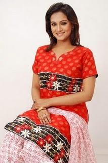 Popular hot model Bindu