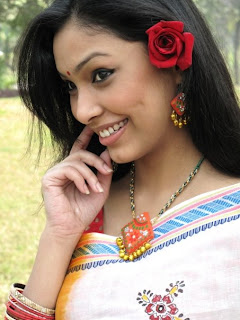 Popular hot model Nabila