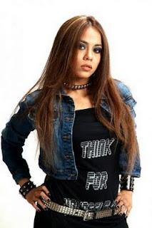 Hot pop singer Tishma  Bangladeshi Model