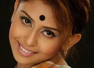chadni Bangladeshi model