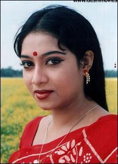 Shabnur  Bangladeshi Model