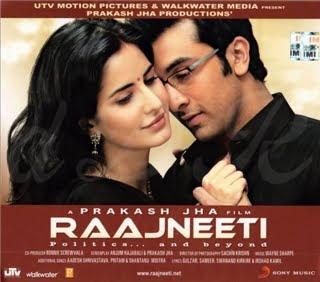Raajneeti Hindi movie 2010