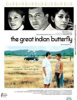 The Great Indian Butterfly hindi movie