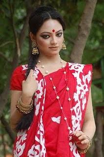 Mounita Khan Ishana bangladeshi popular model