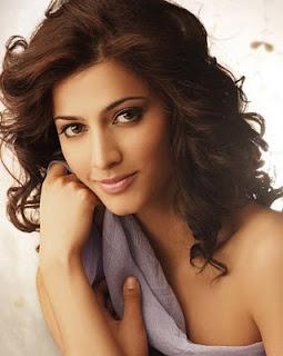 Shruti Hassan indian model