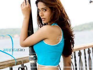 Amrita Rao bollywood model photo
