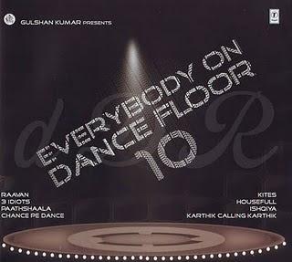 Everybody On Dance Floor 10 hindi remix song