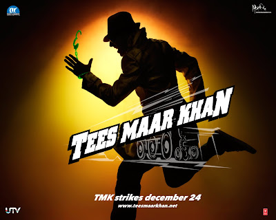 Tees Maar Khan  Hindi movie first look wallpapers